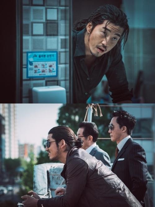 韩片《犯罪都市》剧照(韩联社/Megabox plus M提供)