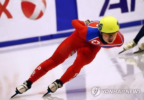 朝鲜缺席冬奥短道资格赛或寄望外卡