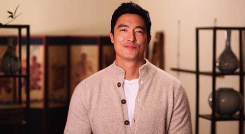 演员丹尼尔·亨利参与录制美电视节目宣传平昌冬奥
