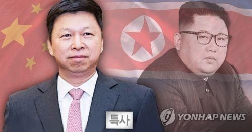 韩统一部望中国特使访朝传达核忧虑