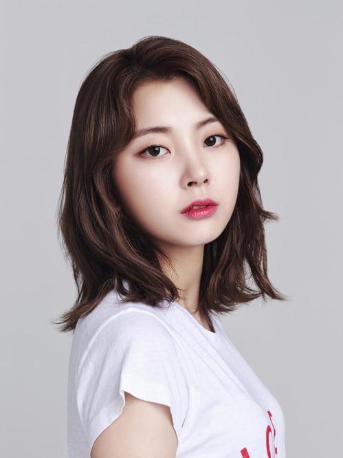 LADIES' CODE成员Zuny(韩联社/POLARIS娱乐提供)
