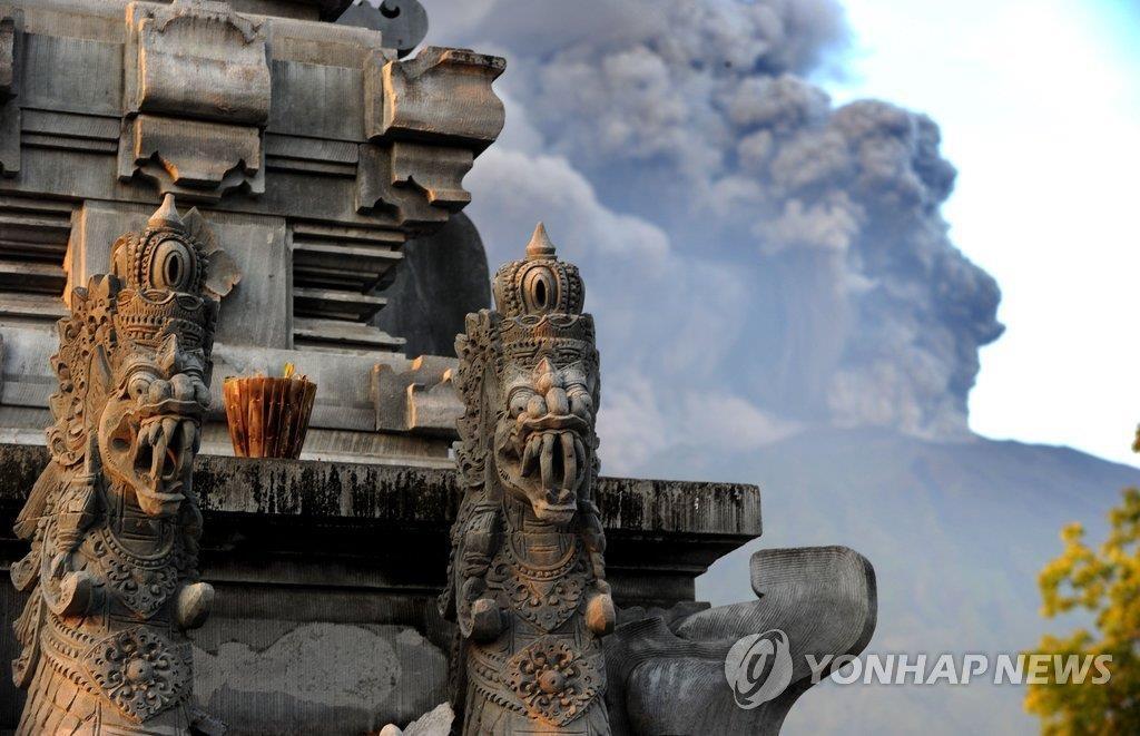 韩外交部:如有必要将协助韩国公民撤离印尼火山灾区