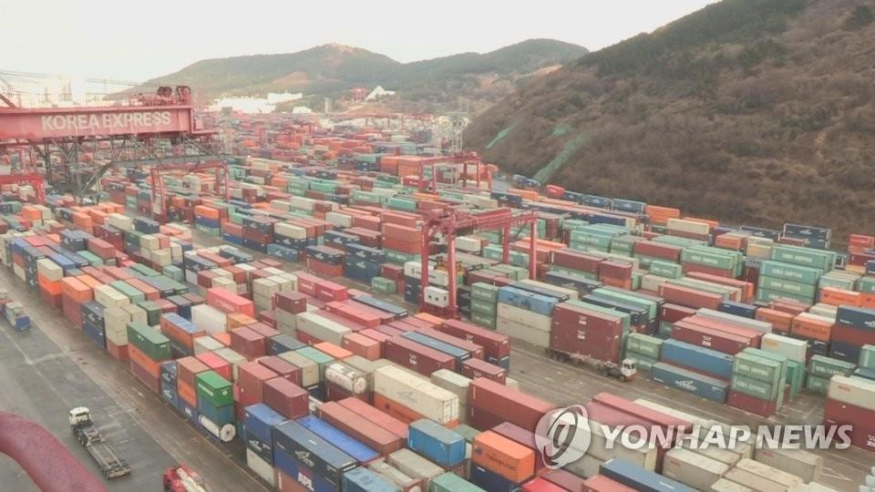 详讯:韩11月出口同比增9.6% 对华出口创新高