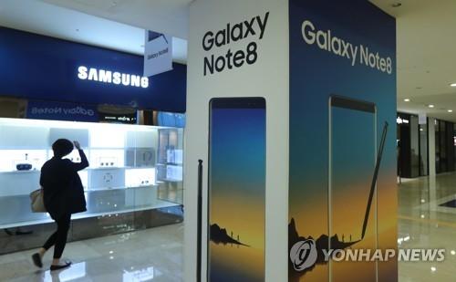 三星Galaxy七度领跑韩品牌榜 - 1