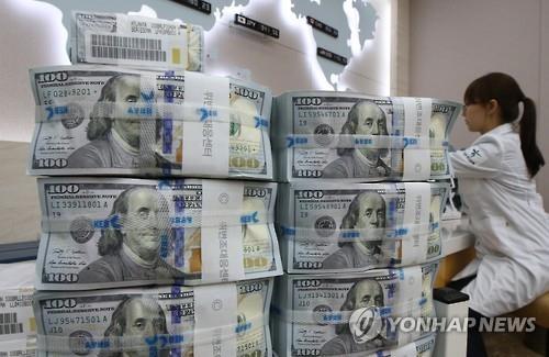 韩11月外储3872亿美元创历史新高 - 1