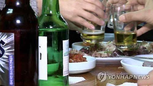 韩公职社会送年会从简 不劝酒不去练歌房 - 1