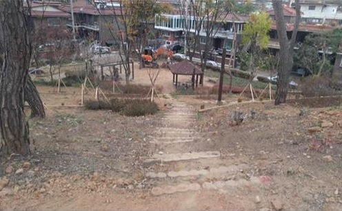 资料图片:首尔高德洞童子近邻公园(首尔市政府提供)