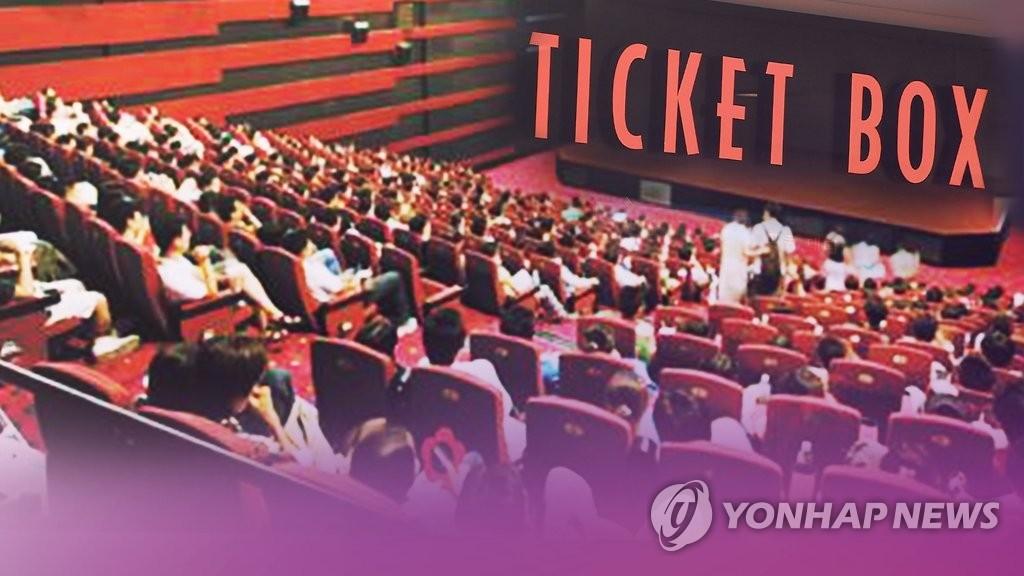 韩国全年观影人数连续五年破2亿 - 1