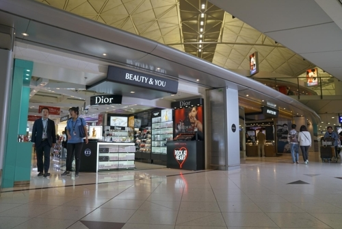 新罗免税店入驻香港机场