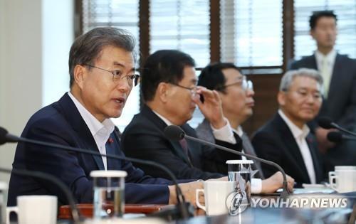 文在寅谈访华成果:为全面恢复韩中关系奠定基础