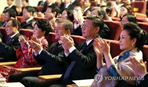 韩中经济文化交流回暖 各种活动举办在即