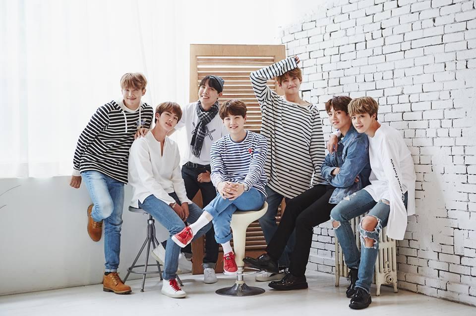 防弹少年团(BTS官方脸谱)