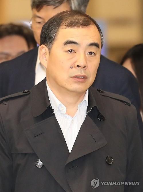 资料图片:中国外交部部长助理孔铉佑 (韩联社)