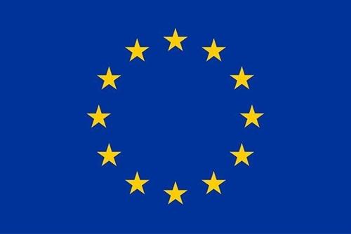 资料图片:欧盟旗帜(欧盟网站截图)