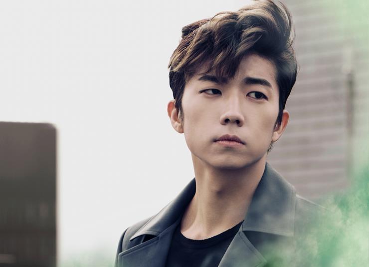 2PM佑荣(官网图片)