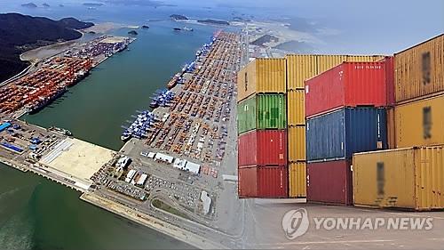 详讯:韩2017年出口额达5739亿美元创历史新高 - 1