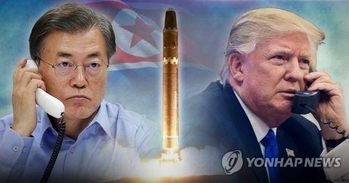 详讯:韩美总统商定平昌冬奥期间不联演 - 1