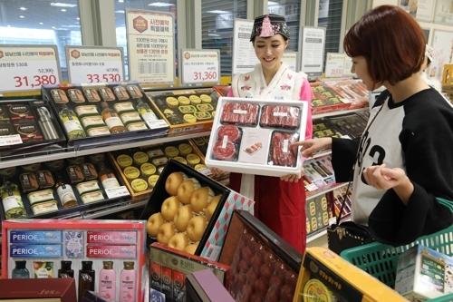 韩国国产春节礼盒热销 得益于送礼上限上调 - 2
