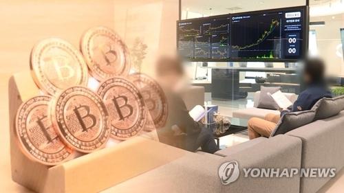 韩青瓦台避谈虚拟货币监管方向 - 1