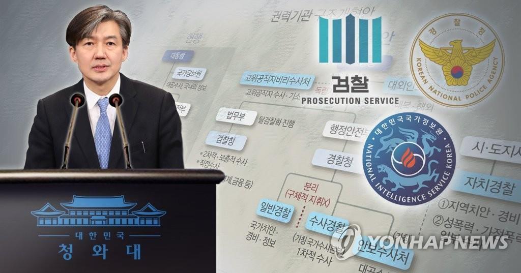 韩青瓦台:文在寅政府力求权力机构与民同进 - 1