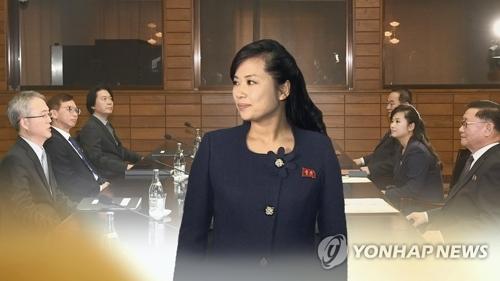 朝鲜艺术团先遣队明将由陆路访韩 - 1