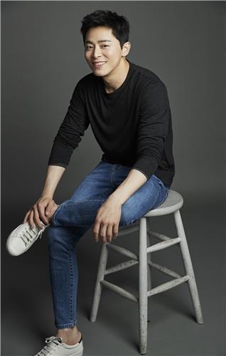 资料图片:演员赵正锡(韩联社/文化创库提供)