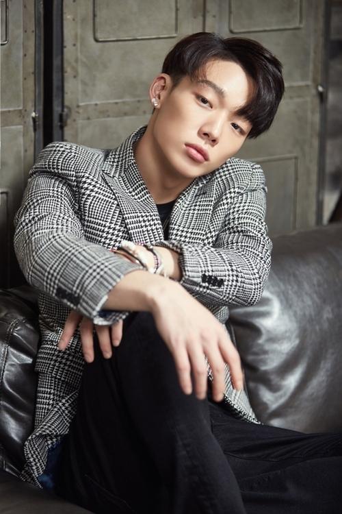 iKON成员BOBBY(韩联社/YG娱乐提供)
