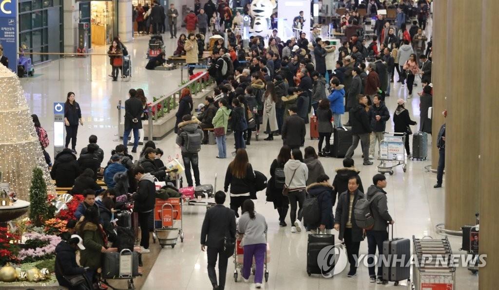 平昌冬奥带火韩国冬季游 8000名中国游客预约访韩