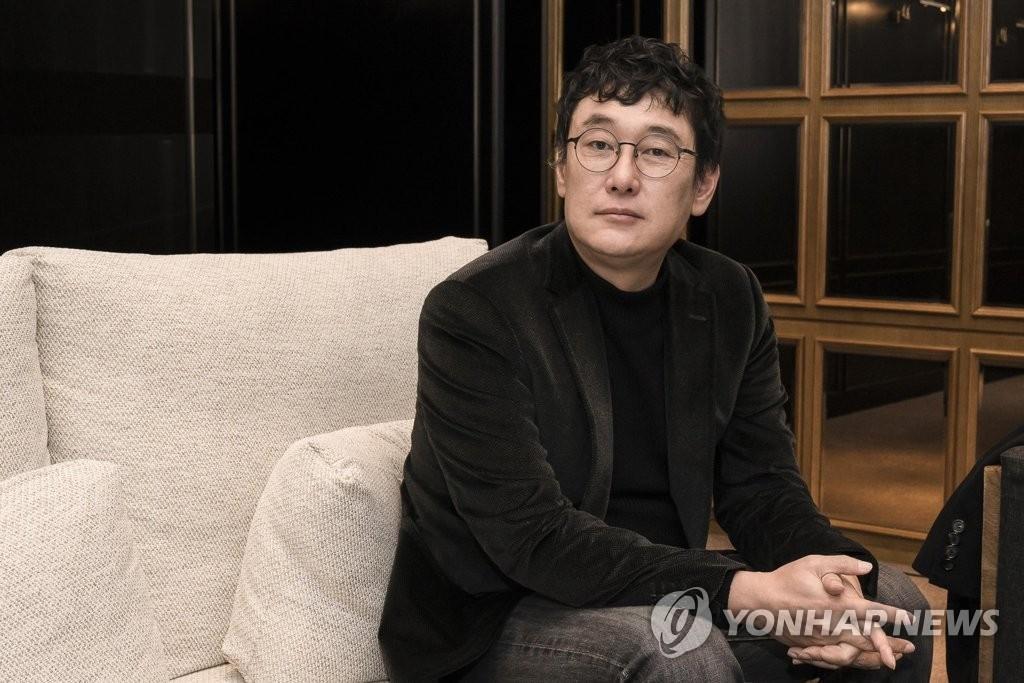 资料图片:导演张俊焕 (韩联社/希杰娱乐传媒公司提供)