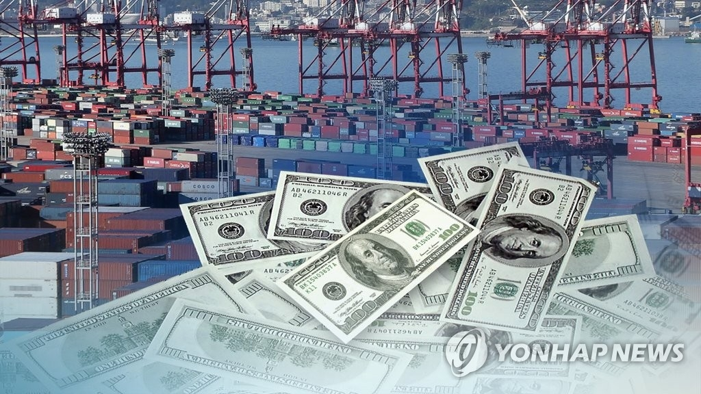 韩1月出口同比增22.2% 创历年同期最高值 - 1