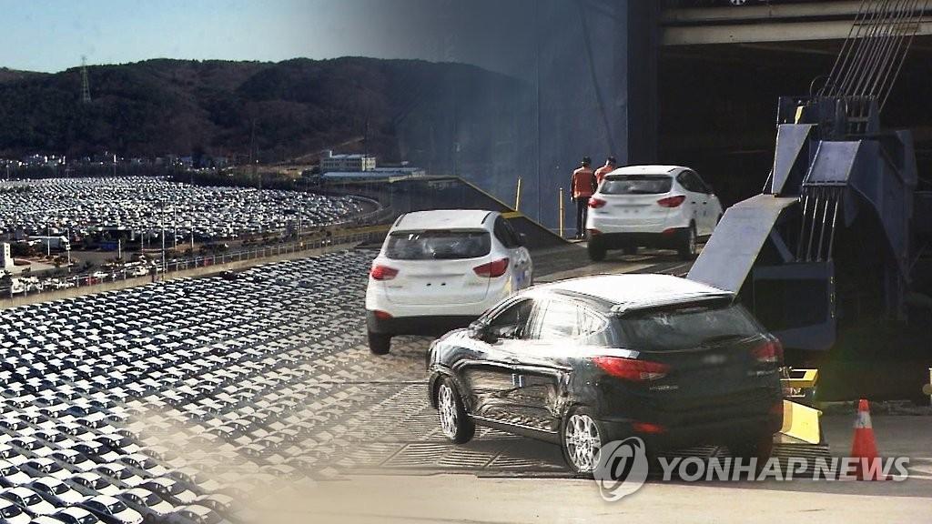 韩汽车业1月内销复苏 出口降幅收窄 - 2
