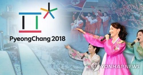 朝鲜艺术团先遣队5日访韩 - 1