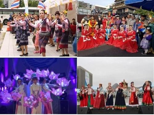 首尔市补助外籍居民社区文化活动