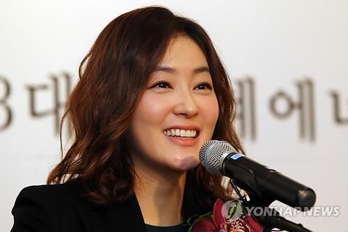 演员朴真熙(韩联社)