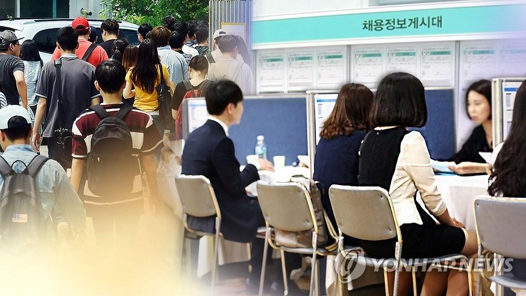 详讯:韩1月就业人口同比增33.4万人 失业率3.7% - 1