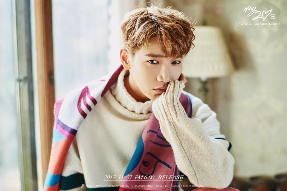 Jun.K(官方脸谱)