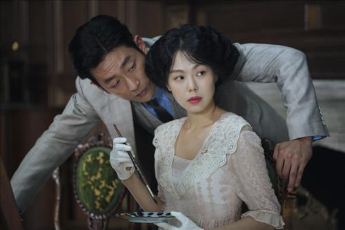 资料图片:电影《小姐》剧照(韩联社)