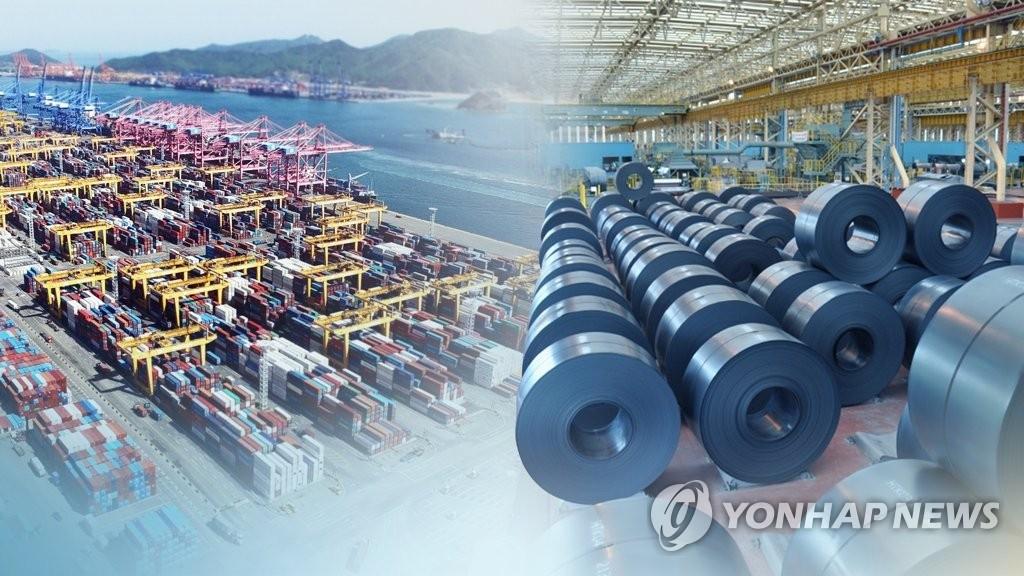 韩2月前20天出口同比减少3.9% - 1