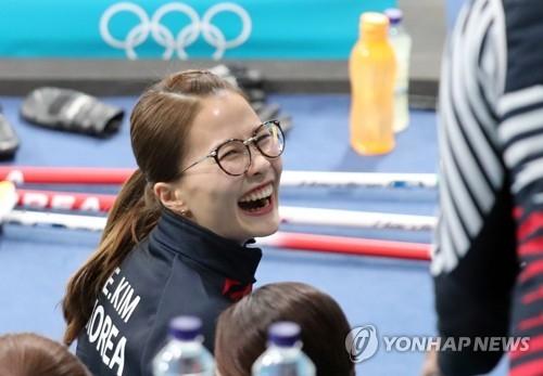 冬奥韩女壶8胜1负晋级半决赛 预赛一马当先