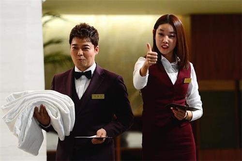 全炫茂(左)和韩惠珍(SBS电视台提供)