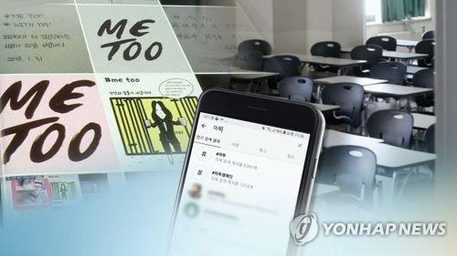 反性骚扰MeToo风暴席卷韩国各界 - 1
