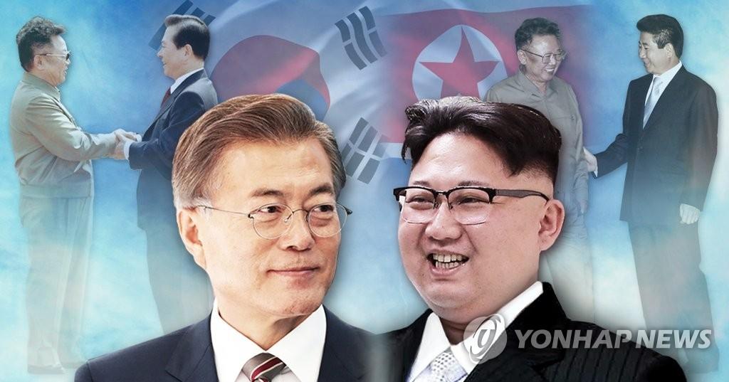 简讯:韩朝商定4月底在板门店举行首脑会谈 - 1