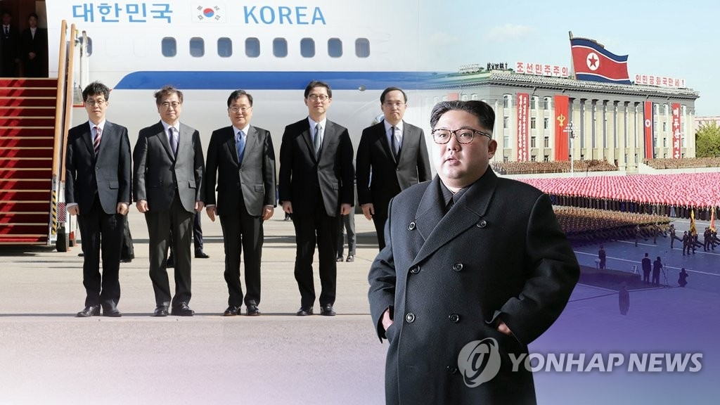 韩总统特使团评金正恩外交作风直率大胆 - 1