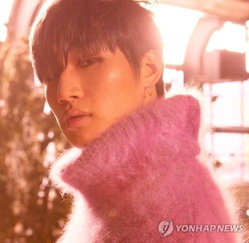 资料图片:BIGBANG成员大成(韩联社)