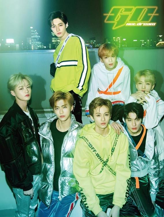 NCT DREAM《GO》预告照(官方脸谱)