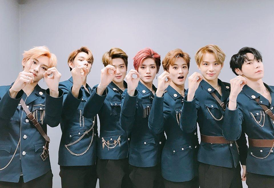 小分队NCT U(官方脸谱)