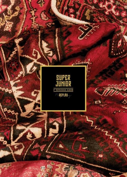 SJ新专辑预告照(官方脸谱)