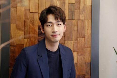 演员尹博(韩联社/JYP娱乐提供)