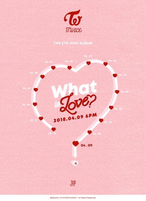 TWICE回归日程表 (韩联社/JYP娱乐提供)