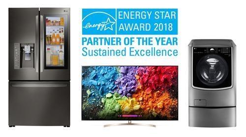 三星和LG电子获得美国2018能源之星奖 - 1